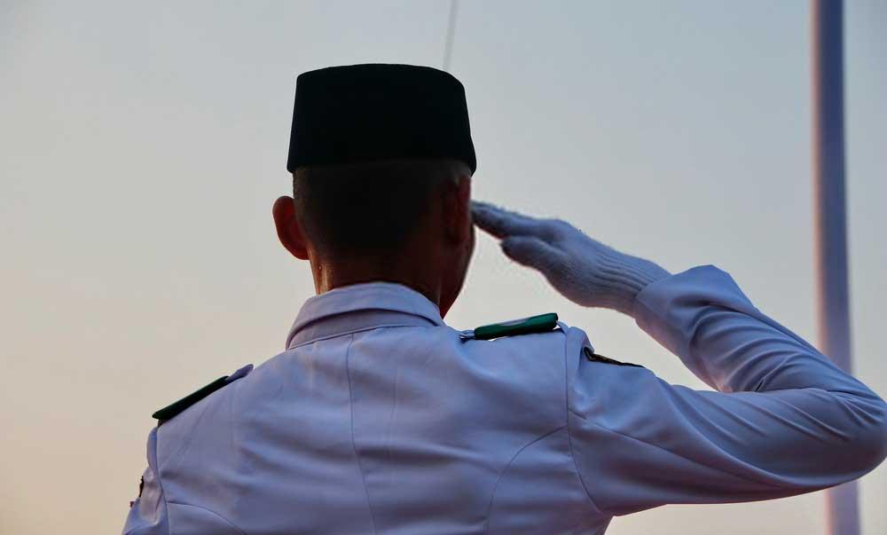 Jadi Petugas Upacara Bendera, Siapa Takut …?