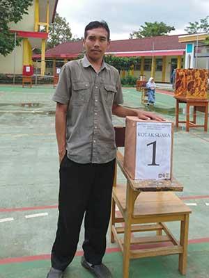 Deni Ruswana Ahmad, S.Pd