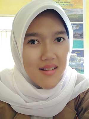 Neng Nur Haidah, ST