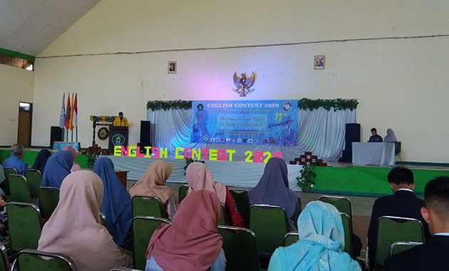 Partisipasi English Club SMK BKC di English Contest 2020 STIELM Suryalaya