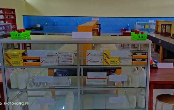 Laboratorium Farmasi